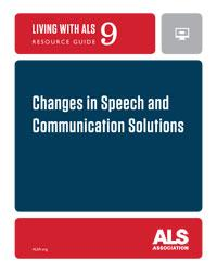 Living with ALS guide 9