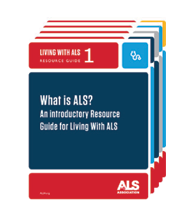 Living with ALS Resource Guides