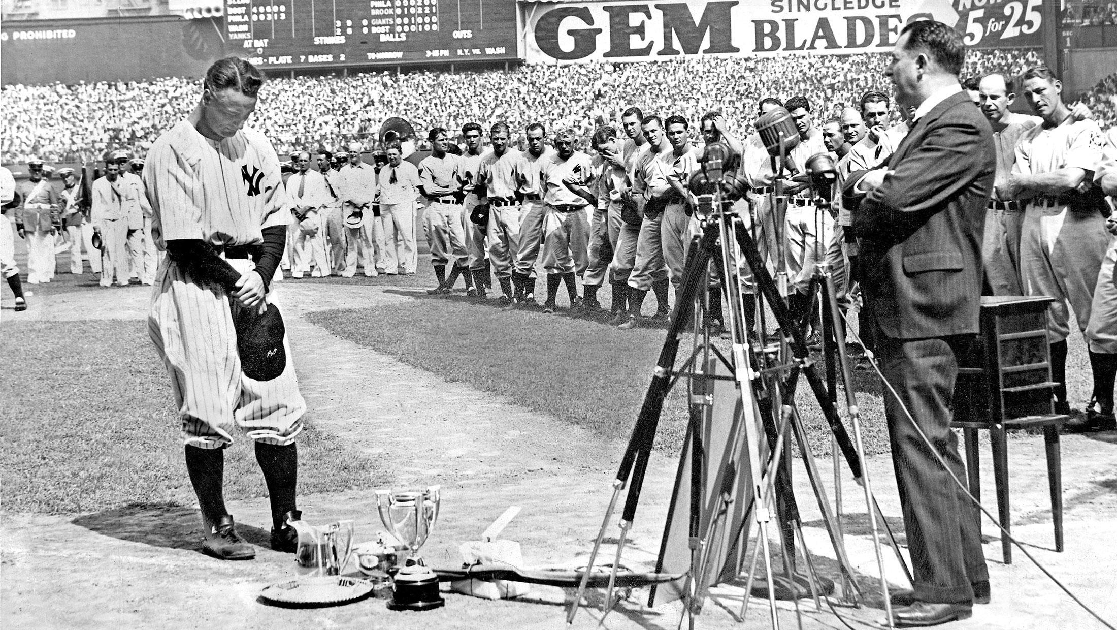 It's Official! All 30 Major League Baseball Teams Endorse League-Wide Lou  Gehrig Day! | The ALS Association