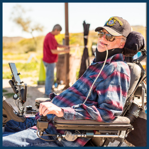 Veterans Living with ALS